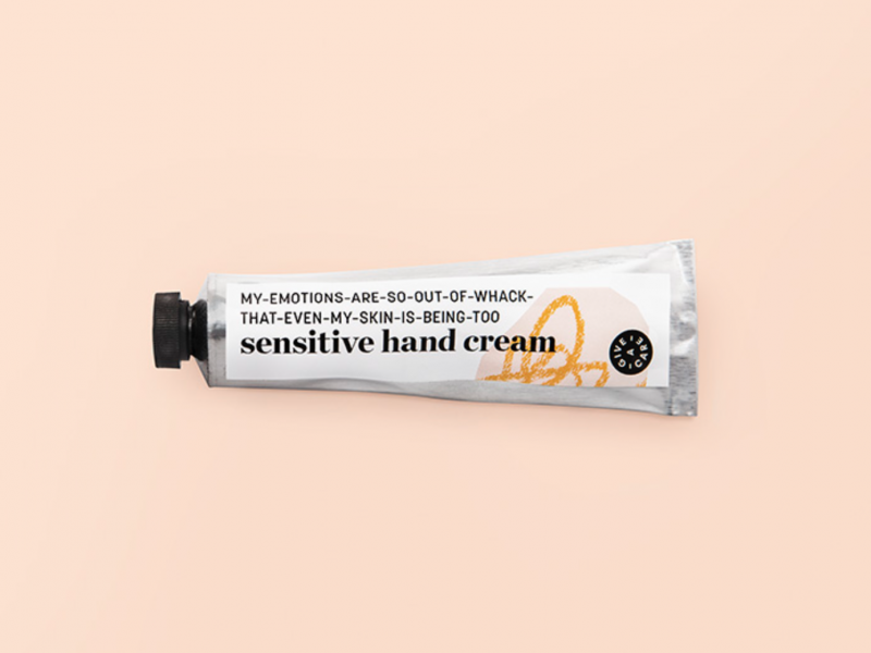 give a care handcream