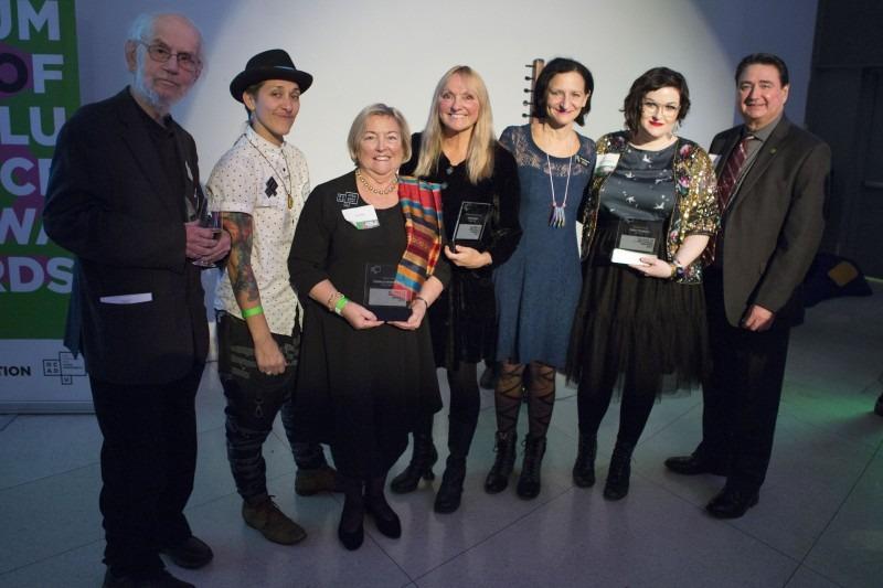 2017 Alumni of Influence award recipients