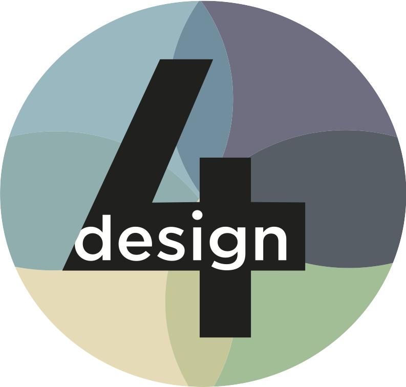 Design4 logo