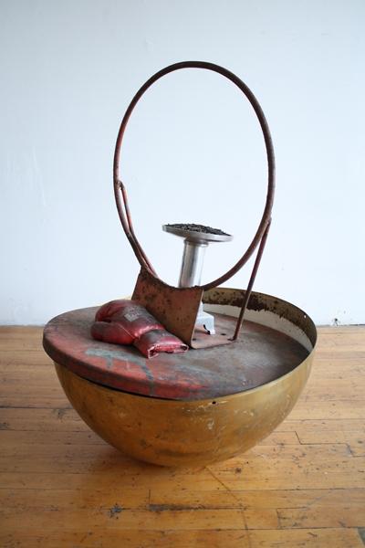 Georgia Dickie Sculpture