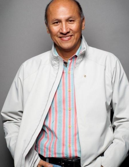 Dr. Gerald McMaster, photo by Sebastian Kriete