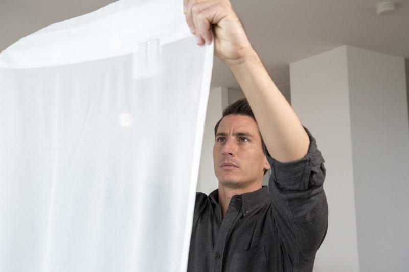 Product Developer for GUNRID, Mauricio Affonso, photo courtesy IKEA.