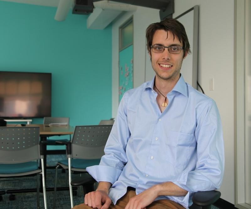 Strategic Foresight student Ryan Church