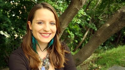 Laura Mitchell (photo by Ian Barnard)