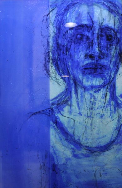 Glass panel from Zones of Immersion installation