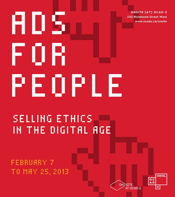 Ads for People Poster