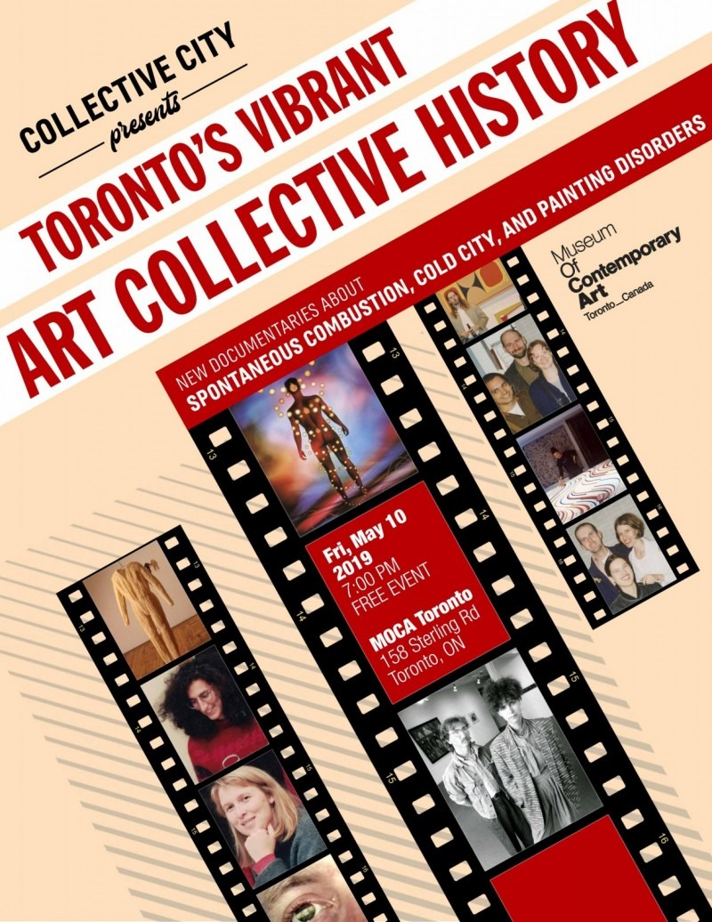 poster for Collective City screening