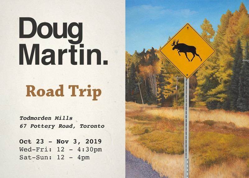 Doug Martin - Road Trip