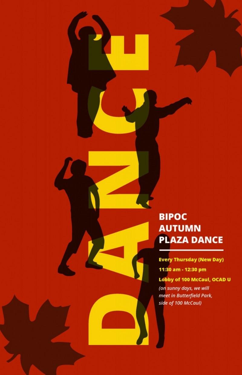 BIPOC Plaza Dance