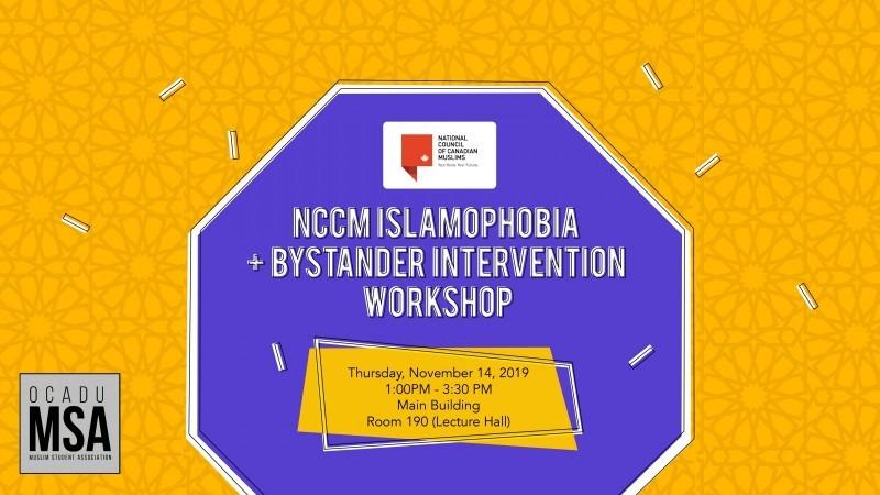Islamophobia Workshop