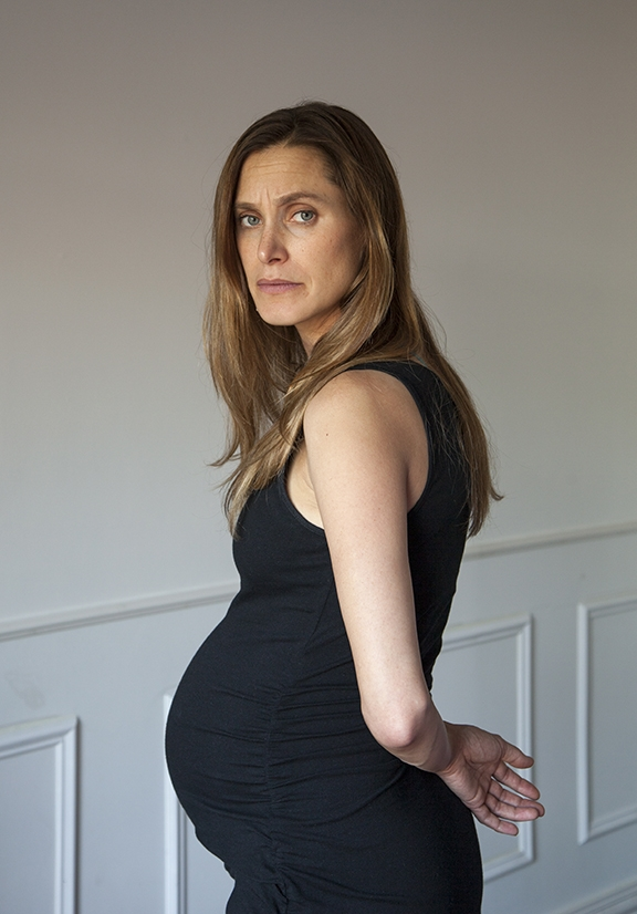 Image of a pregnant woman