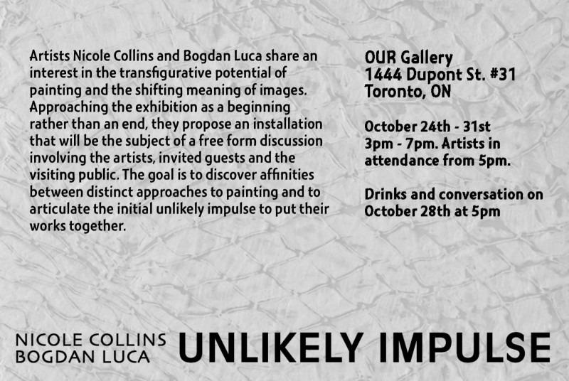 postcard for exhibition, show details