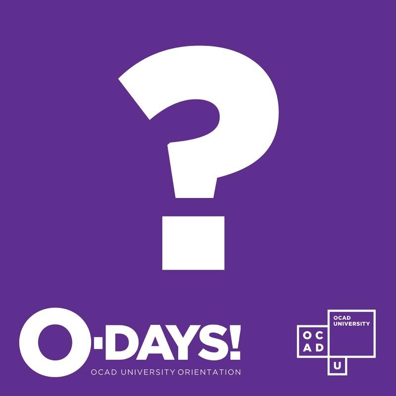 O-DAYS! 2018 workshop info session