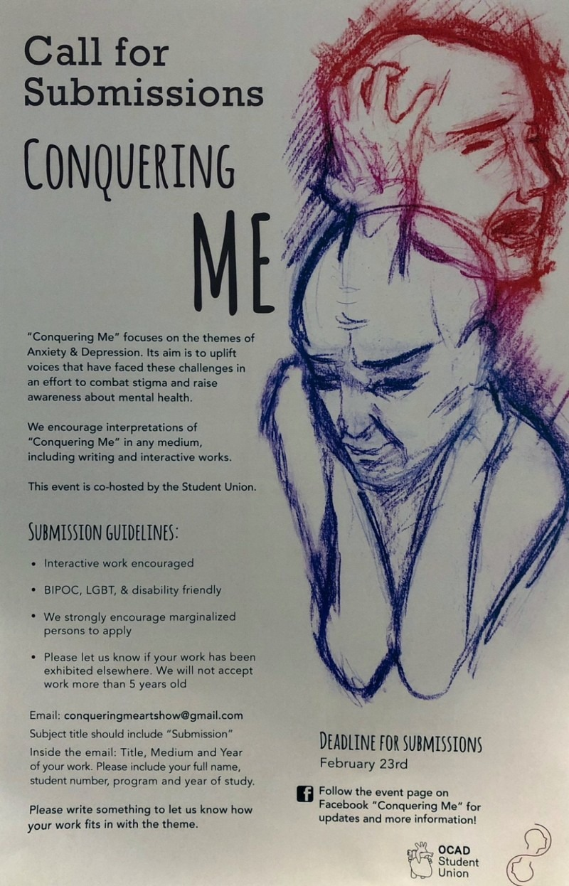 Conquering Me poster
