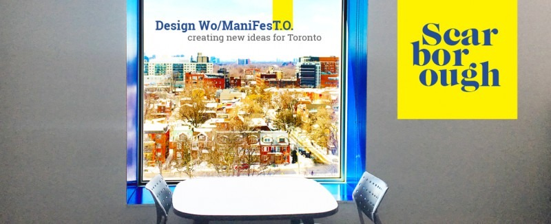 Scarborough Design Wo/ManifesT.O 2020 Scarborough