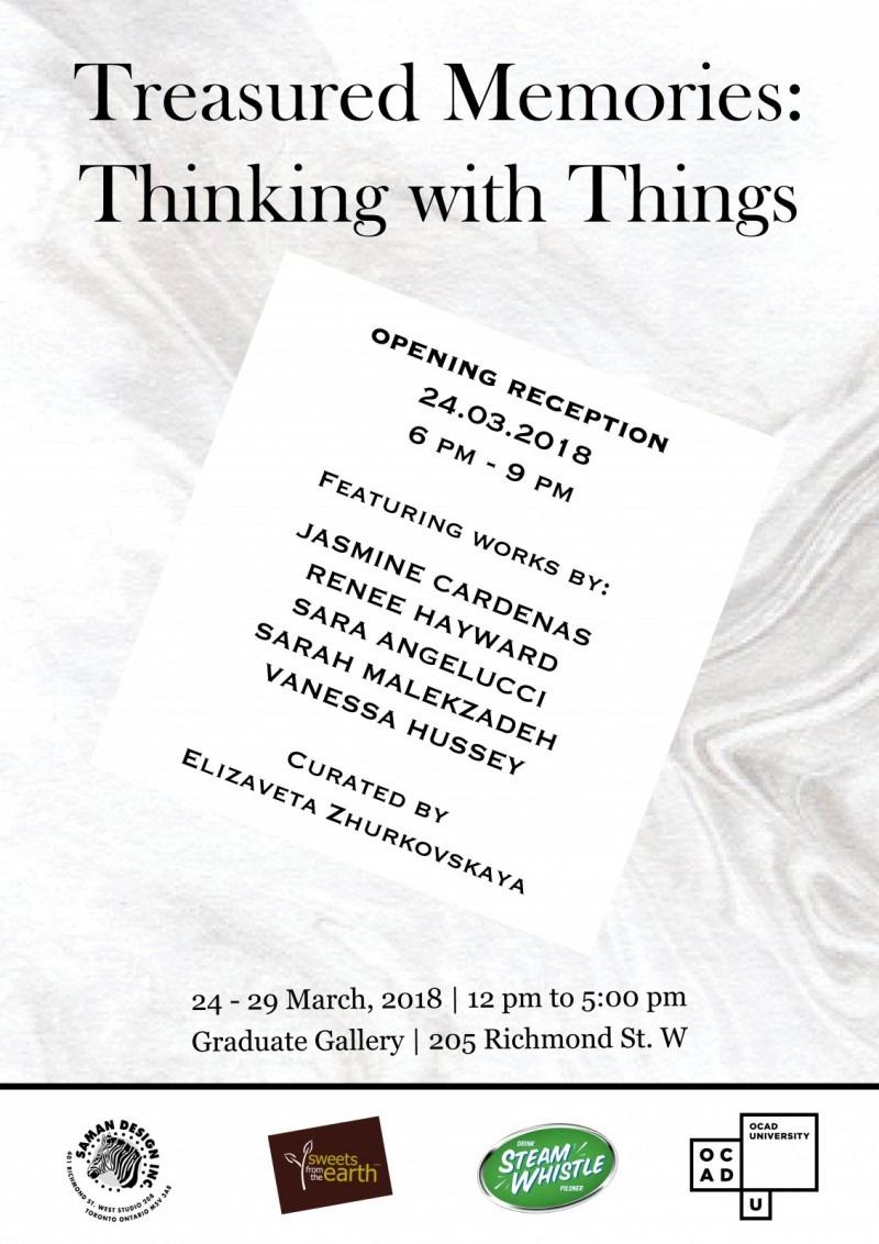 Treasured Memories: Thinking with Things