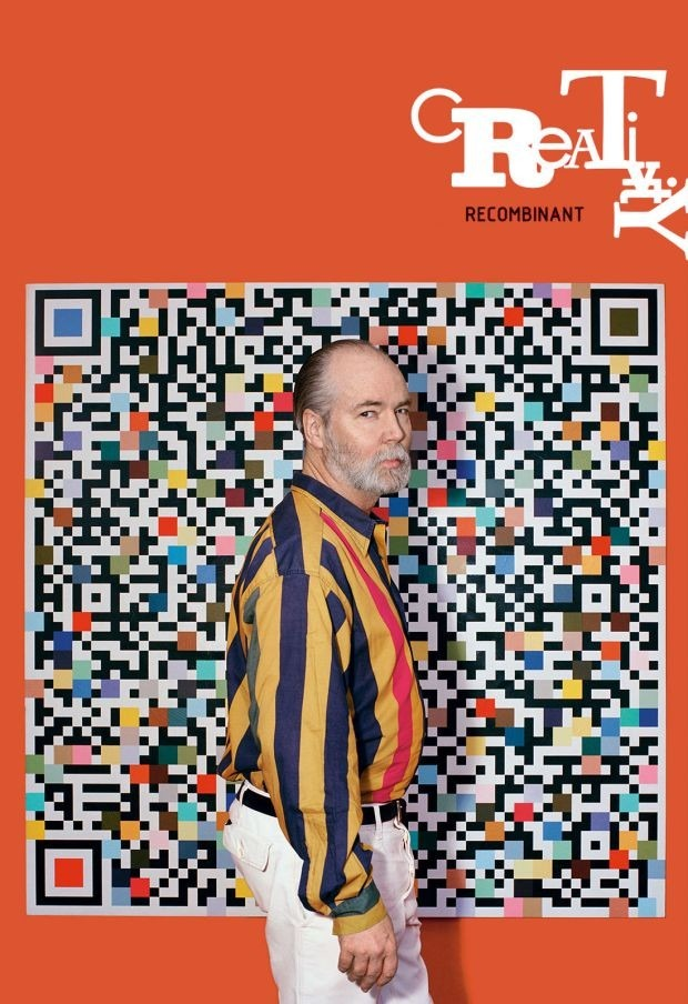 Douglas Coupland. Photo by Mark Peckmezian for MONTECRISTO Magazine