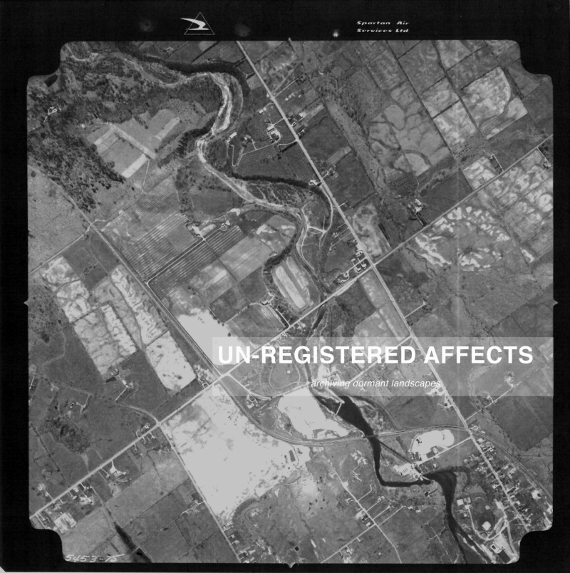 Marina Fathalla - Un-Registered Affects: Archiving Dormant Landscapes