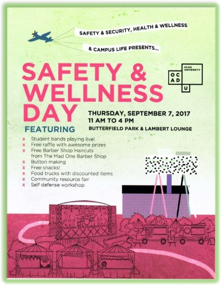 safety wellness day