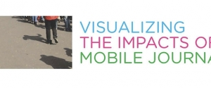 Visualizing the Impacts of Mobile Journalism Logo