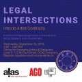 Legal Intersections #3   Intro to Artists' Contracts