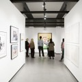 Onsite Gallery's raise a flag Exhibition