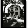 Black & White archival photo of George Reid House