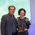 Vincent John Vincent, CEO, Co-founder, GestureTek and Dr. Sara Diamond